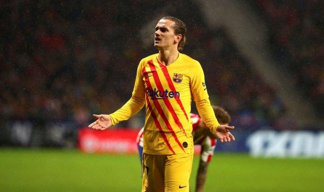 FC Barcelone : Antoine Griezmann subit encore les foudres