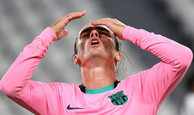 L'Atlético de Madrid attend un signe pour Antoine Griezmann
