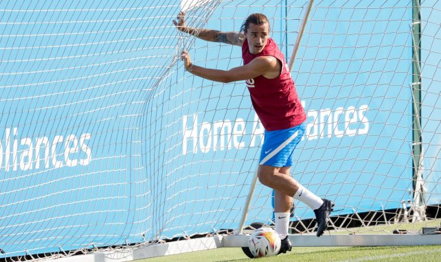 FC Barcelone : l'unique issue pour le mercato d'Antoine Griezmann