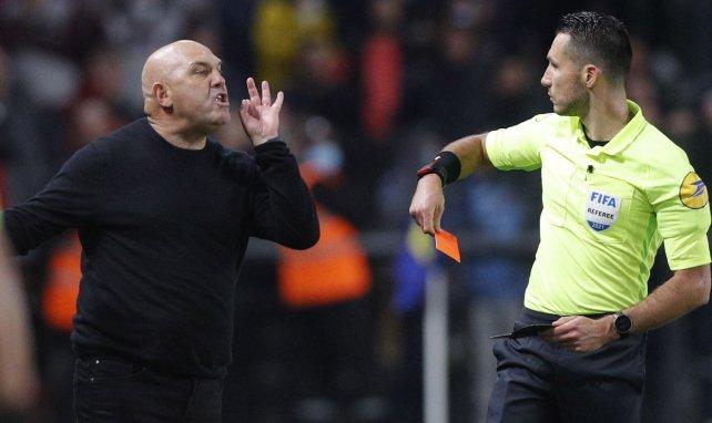 FC Metz - PSG : le coup de gueule de Frédéric Antonetti sur l'arbitrage