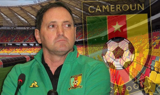Antonio Conceição, sélectionneur du Cameroun, se livre pour FM