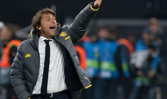 Inter : Antonio Conte a dressé une première liste d'indésirables pour cet été
