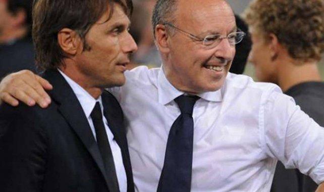 Retournement de situation pour Antonio Conte à l'Inter Milan