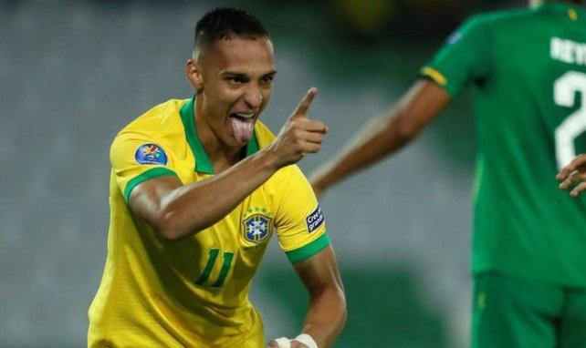Ajax, Brésil : l'irrésistible ascension d'Antony
