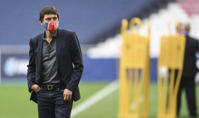 PSG : Leonardo défend l'hygiène de vie de Neymar