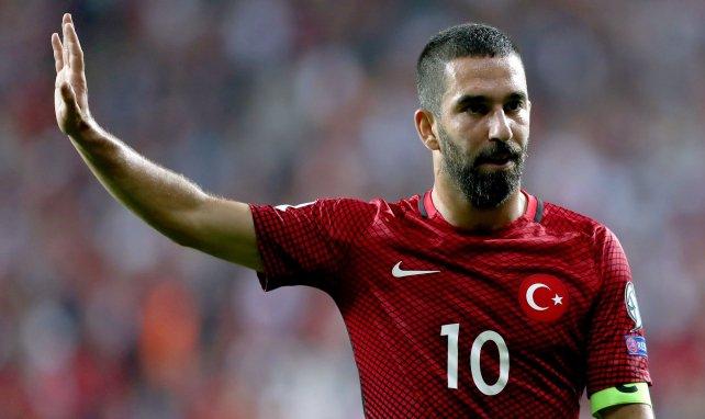 Arda Turan de retour à Galatasaray