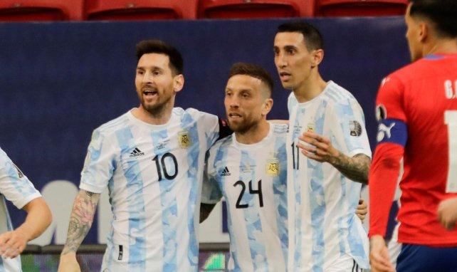 Copa América : l'Argentine et le Chili qualifiés pour les quarts de finale