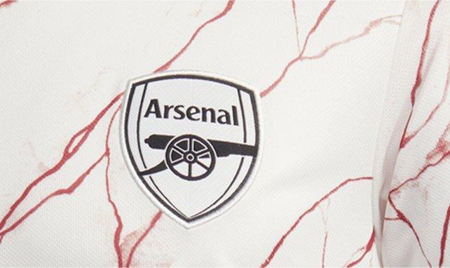 Le nouveau maillot away Arsenal 2020-21