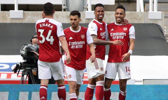 Arsenal a le sourire