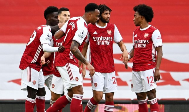 Premier League : Arsenal enchaîne et condamne West Bromwich Albion