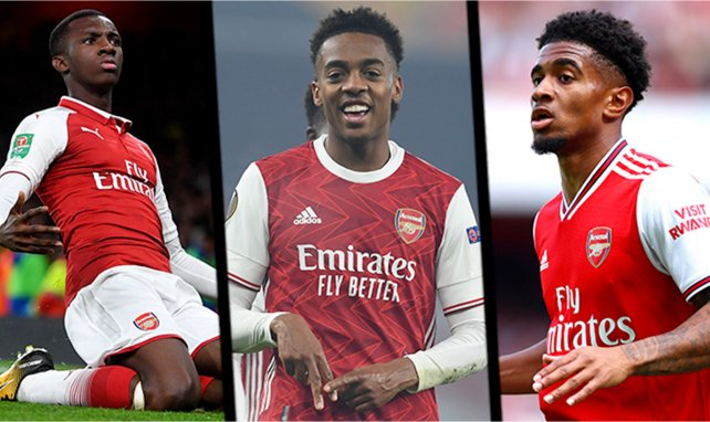 Arsenal : l'épineuse gestion des jeunes formés au club