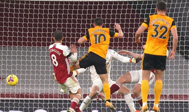 PL : Arsenal s'incline à domicile face à Wolverhampton