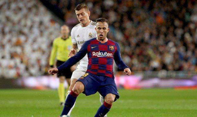 FC Barcelone : la Juventus y croit encore pour Arthur