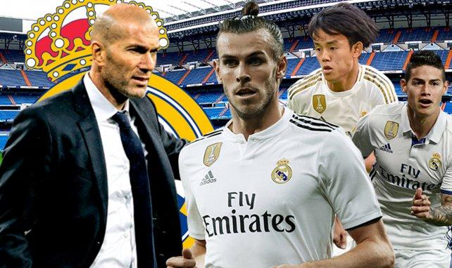 Le Real Madrid compte bon nombre d'indésirables !
