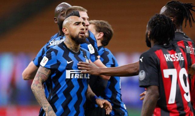 Super League : l'AC Milan, la Juventus et l'Inter veulent rester en Serie A