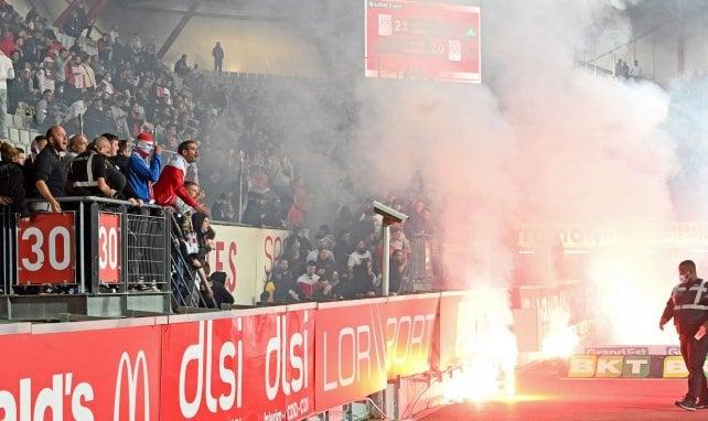 Ligue 2 : la soirée cauchemar de l'AS Nancy-Lorraine