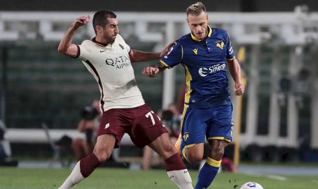 Serie A : l'AS Roma manque sa rentrée contre l'Hellas Vérone