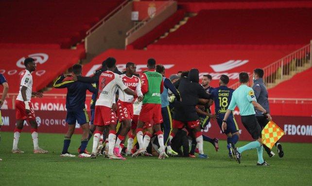 Discipline : Monaco et Lyon prennent cher