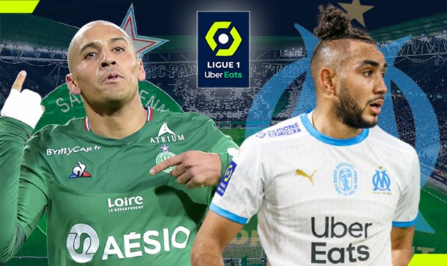 ASSE - OM : les compositions probables