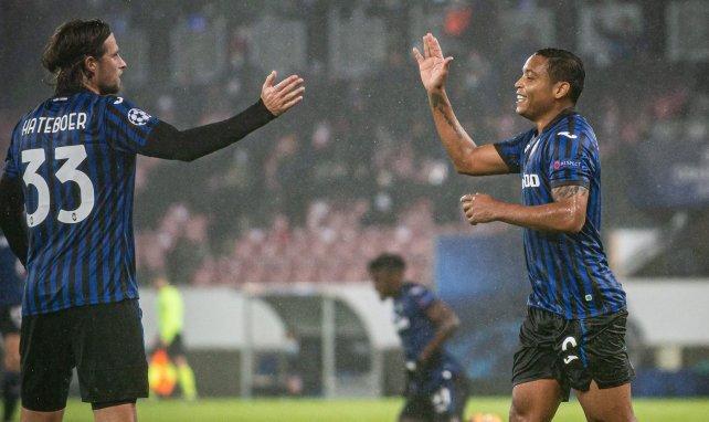 Serie A : l'Atalanta retrouve le chemin de la victoire à Crotone