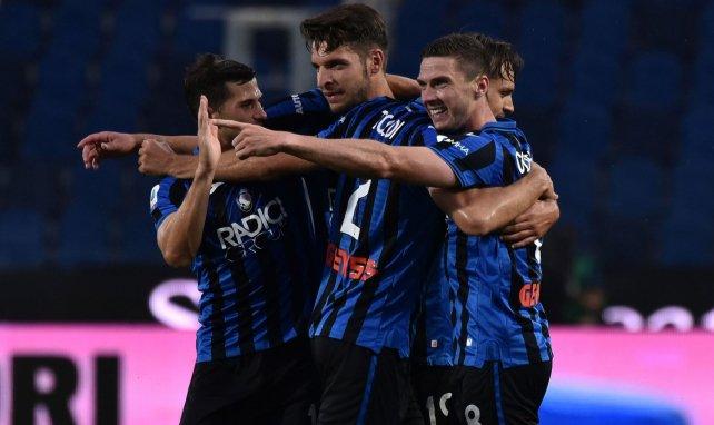Serie A : l'Atalanta dépasse l'Inter, l'AS Roma reprend son bien