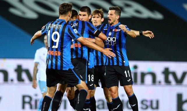 Serie A : l'Atalanta met la pression sur l'Inter, la Fiorentina gagne enfin