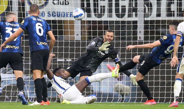 Serie A : l'Inter Milan et l'Atalanta se neutralisent dans un match fou
