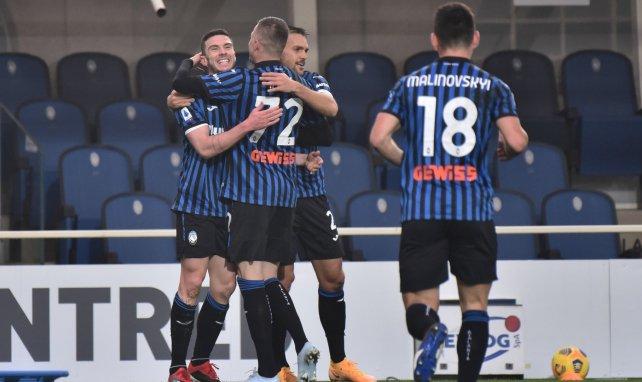 Serie A : l'Atalanta conforte sa deuxième place, La Spezia assure son maintien