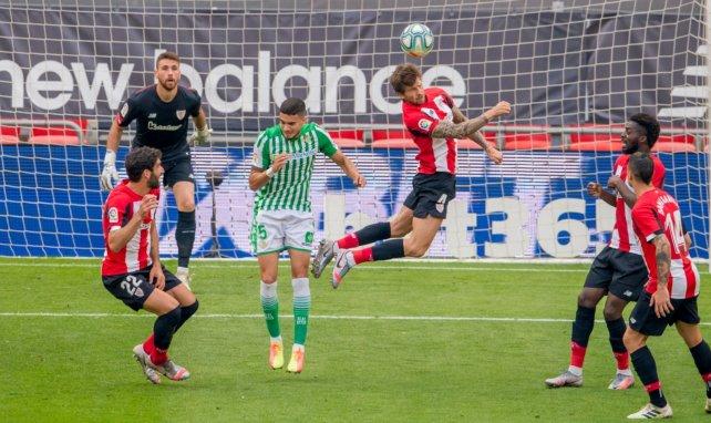 Le Betis Séville perd (encore) sur le terrain de l'Athletic Bilbao — Espagne