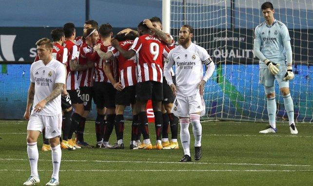 Supercoupe d'Espagne : l'Athletic surprend le Real Madrid et rejoint le Barça en finale