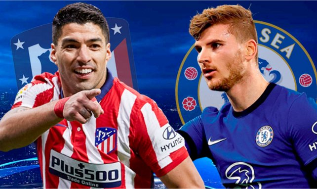 Atlético de Madrid - Chelsea : les compositions officielles