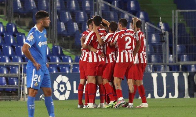 Atlético : Ángel Correa et Sime Vrsaljko sont les joueurs positifs