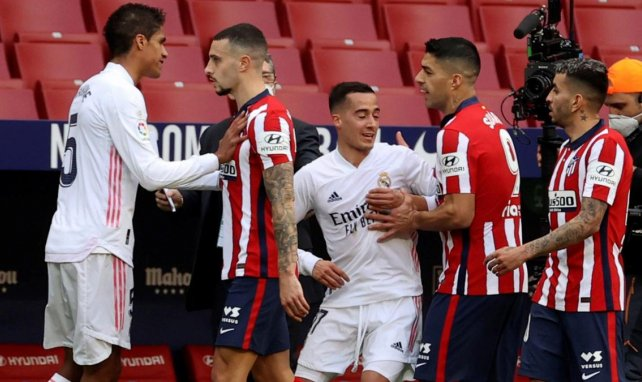 La réponse cinglante de l'Atlético au Real Madrid