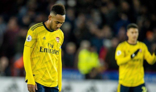 Le cas Aubameyang fait trembler Arsenal