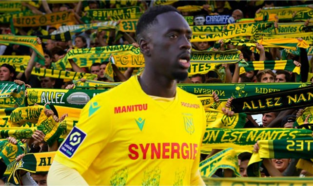 Nantes : Antoine Kombouaré revient sur la mise à l'écart d'Augustin