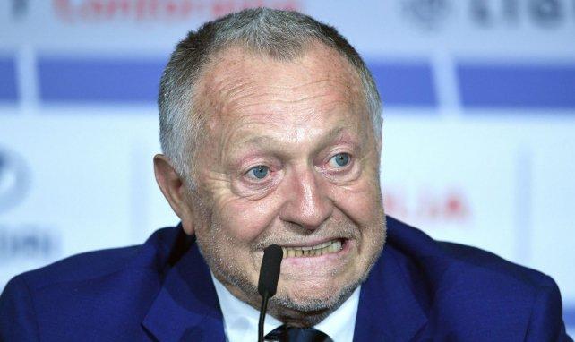 OL : Jean-Michel Aulas réagit au départ de Jacques-Henri Eyraud