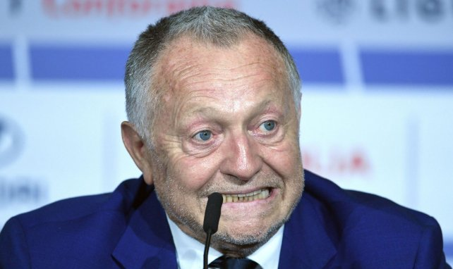 OL-Metz : Jean-Michel Aulas s'interroge sur l'arbitrage