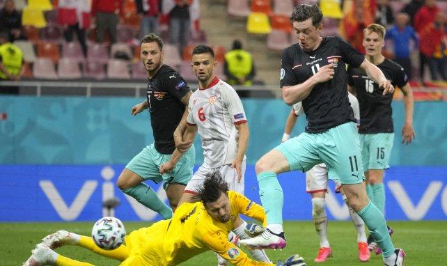Euro 2020 : l'Autriche vient à bout de la Macédoine du Nord