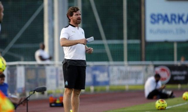 Mercato OM : André Villas-Boas attend encore au moins deux recrues