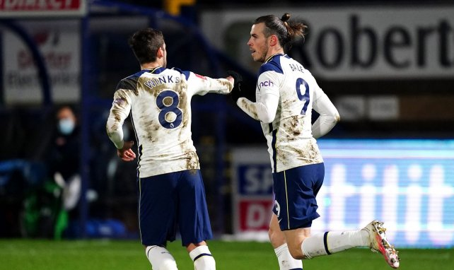 PL : Tottenham étrille Crystal Palace