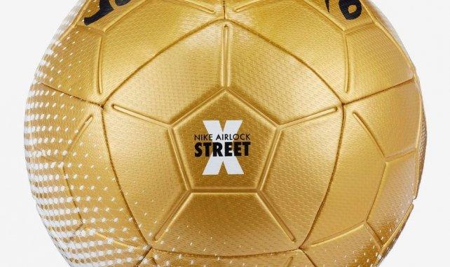 Nike dévoile un ballon Joga Bonito !