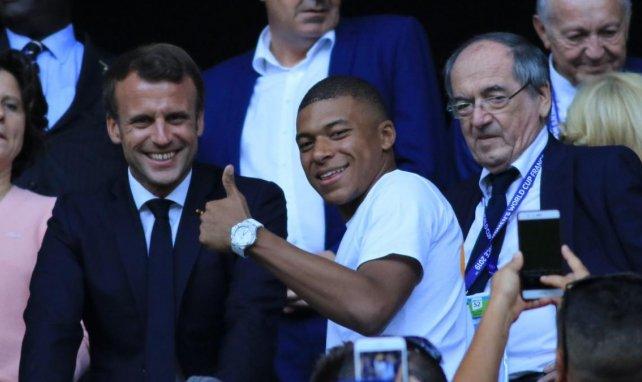 PSG, EdF, JO : Le Graët s'exprime sur le cas Mbappé