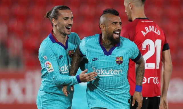 Barça : ça brûle pour Arturo Vidal à l'Inter Milan