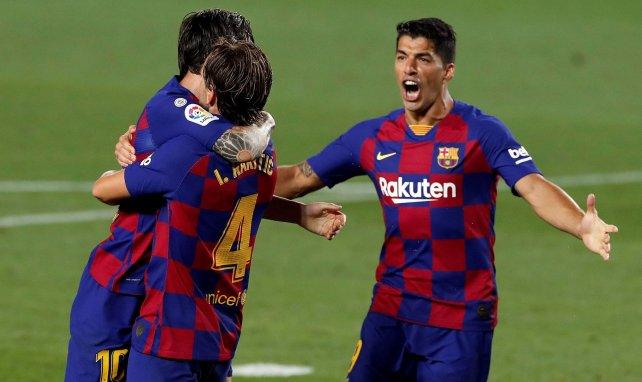 FC Barcelone : Luis Suarez troisième meilleur buteur de l'histoire du club