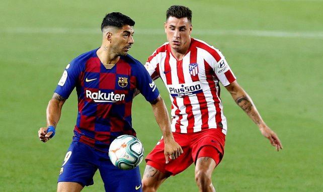 Barça : Luis Suarez ne veut que l'Atlético