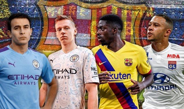 Ça bouge dans tous les sens au FC Barcelone !