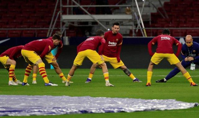 Le Barça et les joueurs parviennent à un accord relatif à la baisse des salaires