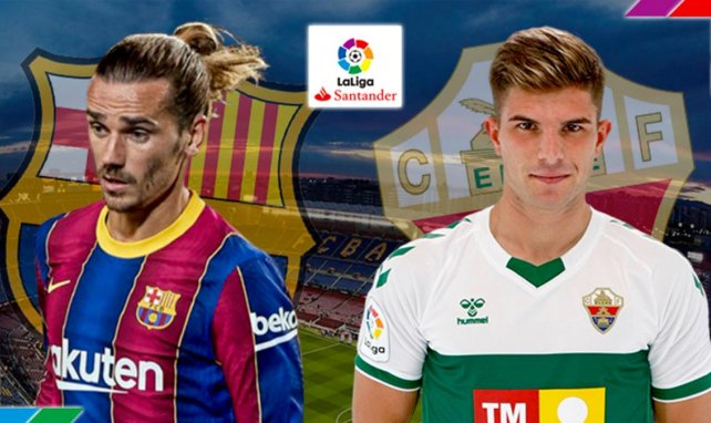 FC Barcelone - Elche : les compositions probables