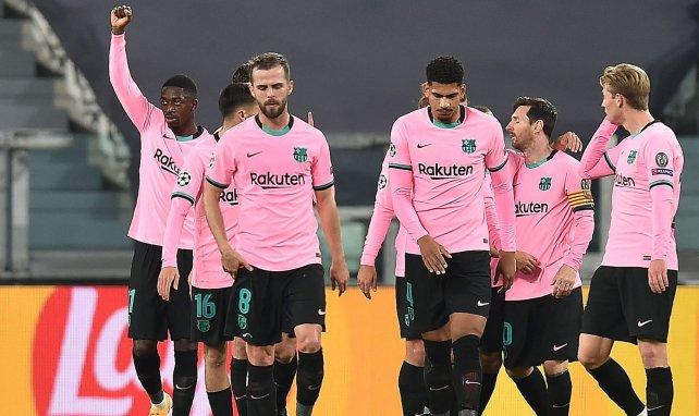 LdC : le Barça domine la Juventus