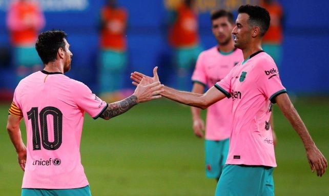 FC Barcelone : divisions au sein du vestiaire
